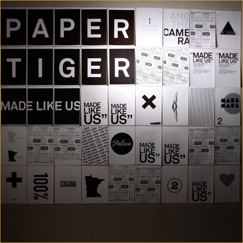Paper Tiger - The Bully Plank