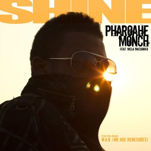 Pharoahe Monch featuring Mela Machinko – Shine (produced by Diamond D)