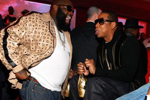 Rick Ross featuring Jay-Z and John Legend – Free Mason