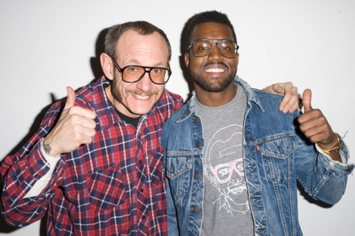 Terry Richardson Photoshoot with Kanye West & Amber Rose