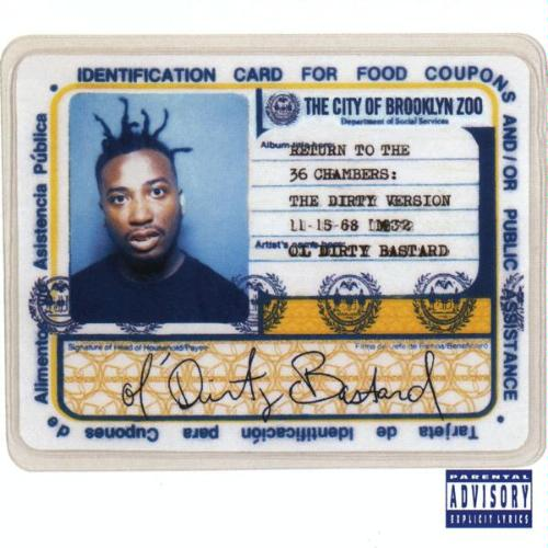 Ol Dirty Bastard's Unreleased Album Sold For $10K
