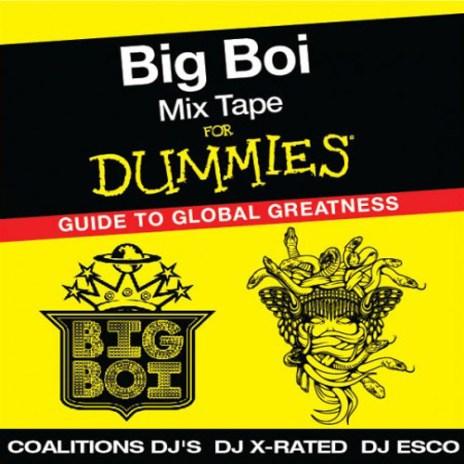 Big Boi - Mixtape For Dummies
