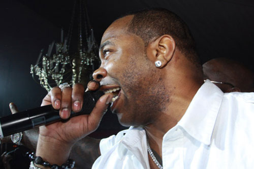 Busta Rhymes featuring T.I., Cam'ron, Ghostface Killah & DMX - Stop The Party (Remix)