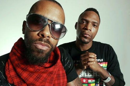 WTF!? & Dead Prez - It's Bigger Than Hip Hop UK