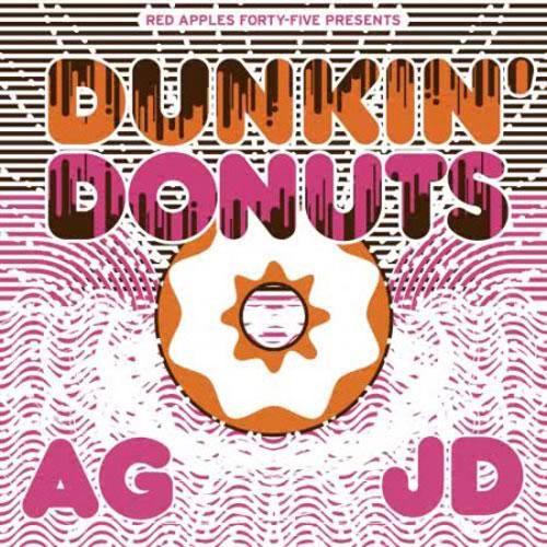 A.G. x J Dilla - Dunkin Donuts (Mixtape)