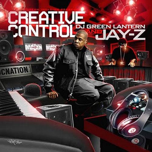 Jay-Z & DJ Green Lantern - Creative Control (Mixtape)