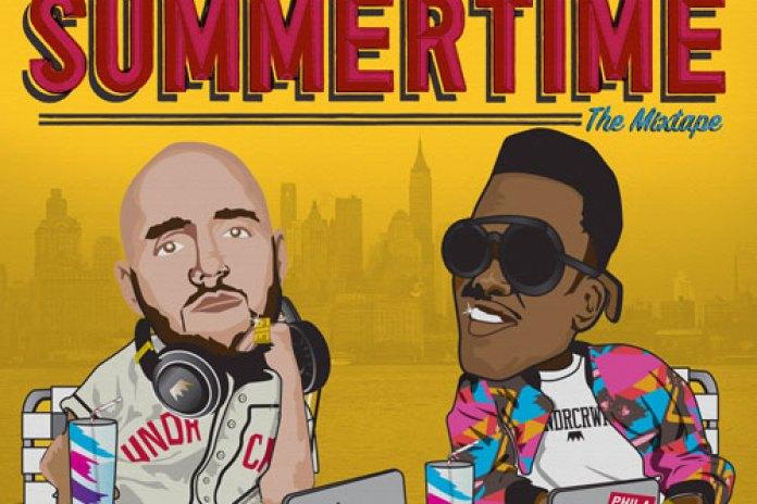 DJ Jazzy Jeff x Mick Boogie – Summertime The Mixtape