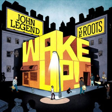 John Legend & The Roots featuring Common & Melanie Fiona - Wake Up Everybody
