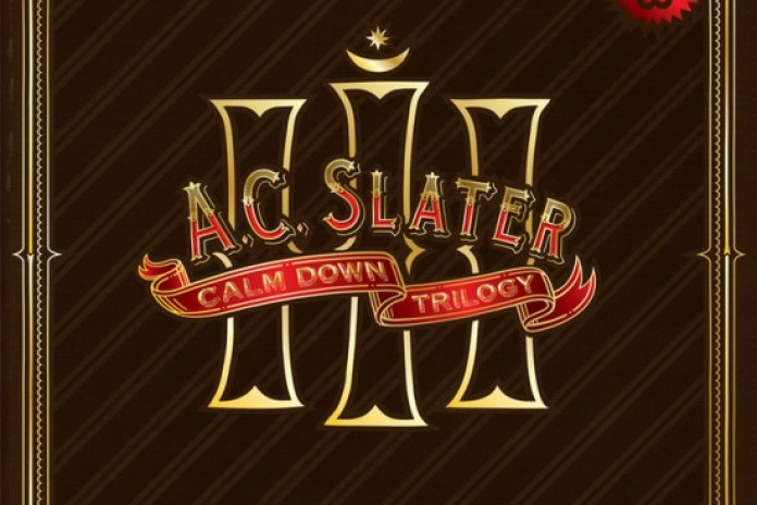 A.C. Slater - Two Brother's Divided Over a Sandwich (Calm Down Part 2)