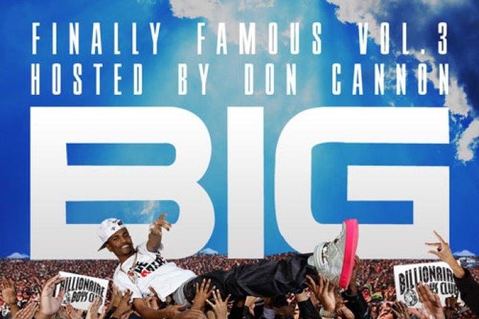 Big Sean featuring Pat Piff – I Go Hard