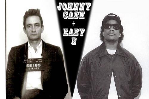 DJ Topcat - Folsom Prison Gangstaz (Johnny Cash x Eazy - E Mashup)