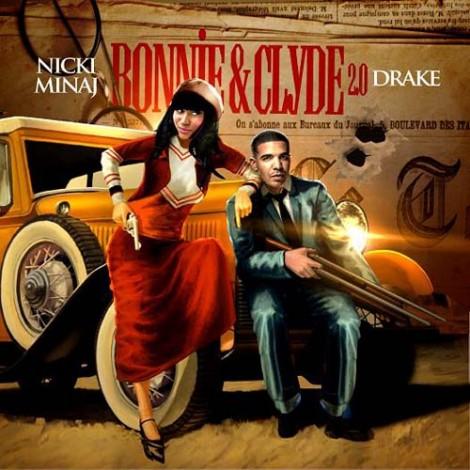Drake And Nicki Minaj – Bonnie And Clyde 2.0 (Mixtape)