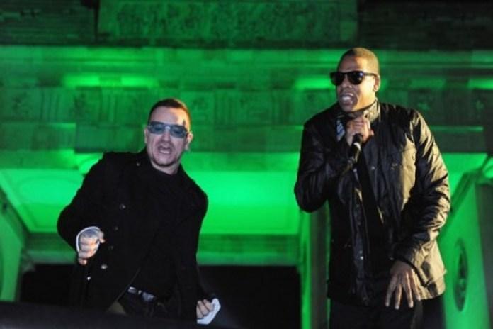 Jay-Z to Join U2's Australian Tour