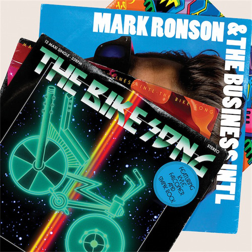 Mark Ronson & The Business Intl - The Bike Song (Major Lazer Remix)