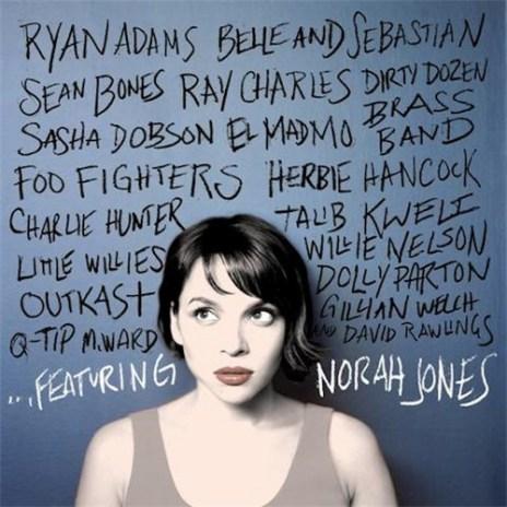 """Norah Jones Announces Collaborative Album: """"Featuring"""""""