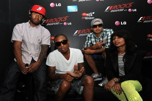 "Pharrell Describes New N.E.R.D. Album: ""Like the Doors Meets America"""