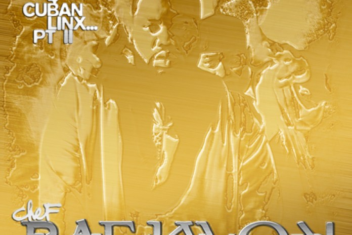 "Raekwon ""Only Built 4 Cuban Linx 2"" Gold Edition Artwork x Tracklist"