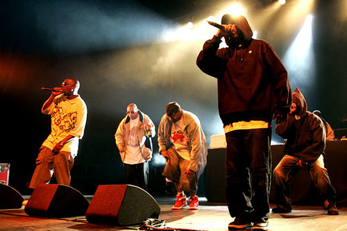 Raekwon featuring GZA, Inspectah Deck & Thea  – Rockstars (Produced by The RZA)