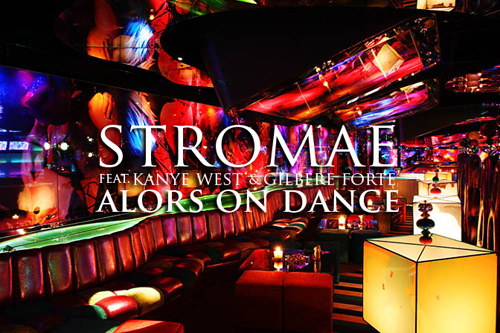 Stromae featuring Kanye West & Gilbere Forte' - Alors On Danse (Remix)