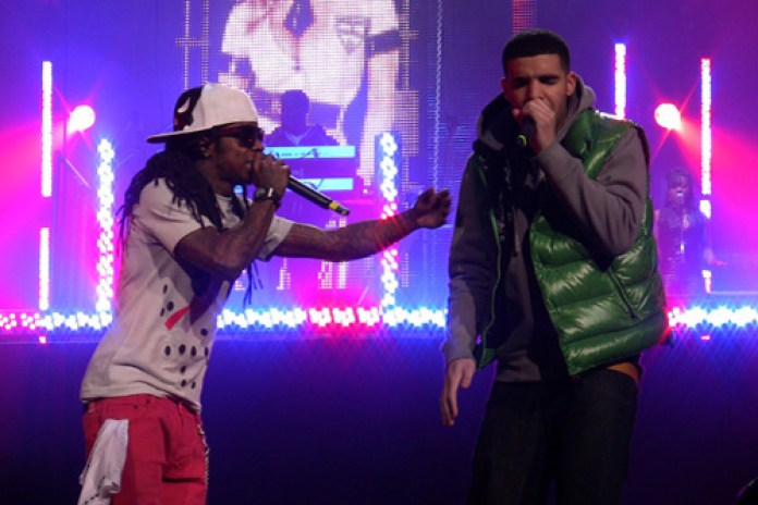 Lil Wayne featuring Drake - Gonorrhea (Tagged)