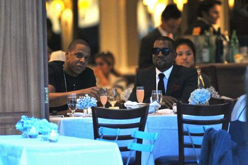 Kanye West featuring Jay-Z and Swizz Beatz - Power (Remix)