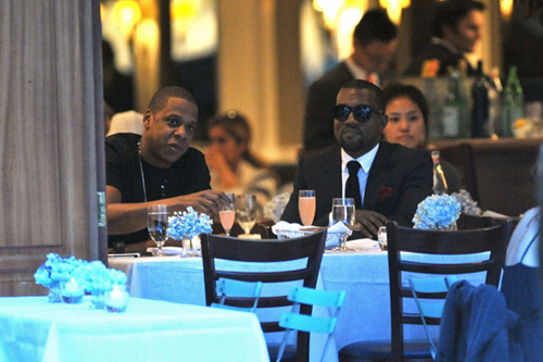 Kanye West featuring Jay-Z and Swizz Beatz - Power (Remix)