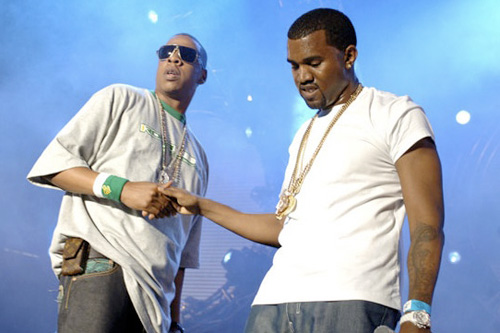 Kanye West and Jay-Z To Release An EP Together?
