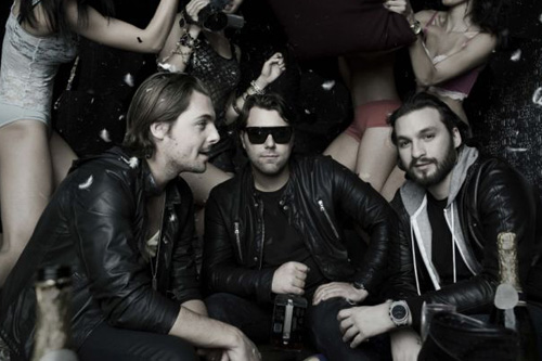Swedish House Mafia - One (Marc Ustari Mix)