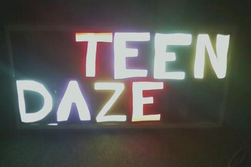 Teen Daze - Wet Hair (Japandroids Cover)