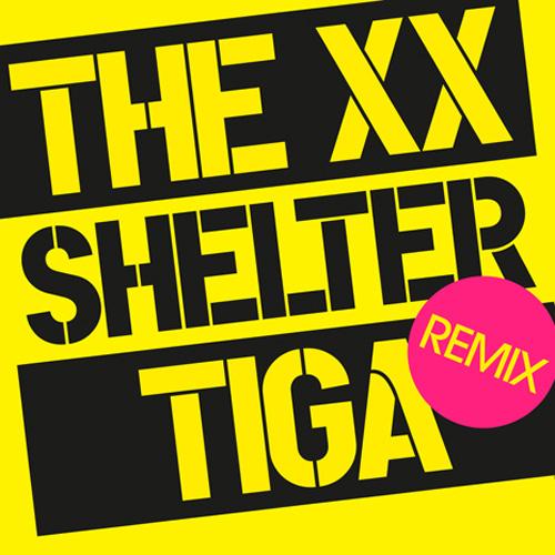 The XX – Shelter (Tiga Remix)