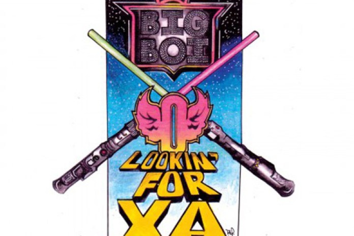 Big Boi featuring Andre 3000 – Lookin' For Ya (Jedi Remix)