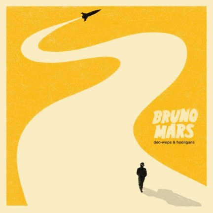 "Bruno Mars Releases Artwork & Tracklist for ""Doo-Wops & Hooligans"""