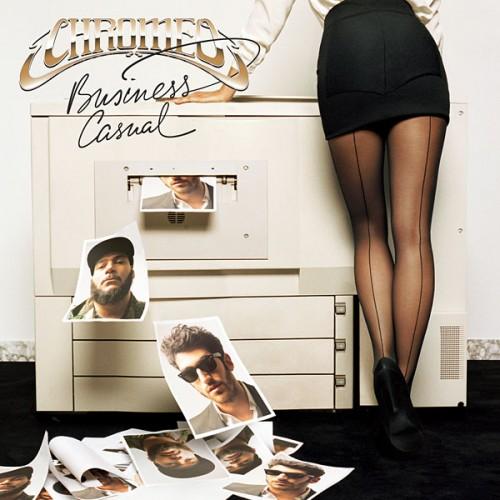 Chromeo featuring La Roux - Hot Mess (12 Inch Mix)