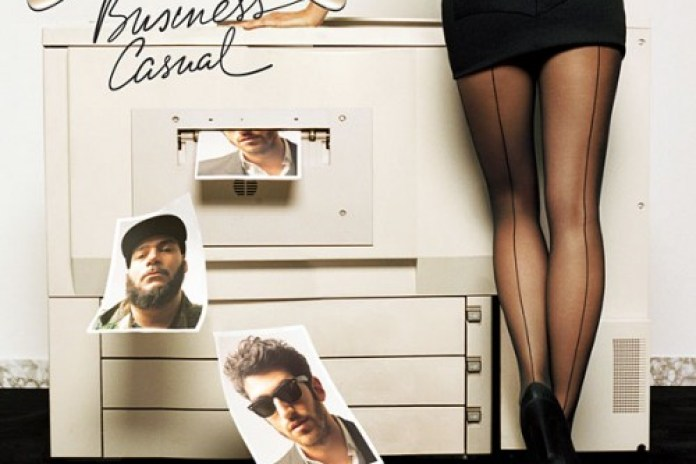 Chromeo featuring La Roux - Hot Mess (12 Inch Mix)