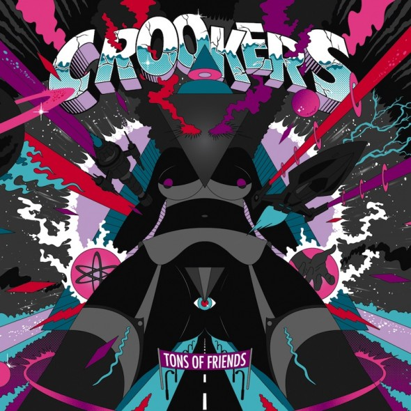 Crookers – Tons Of Remixes (Stream)