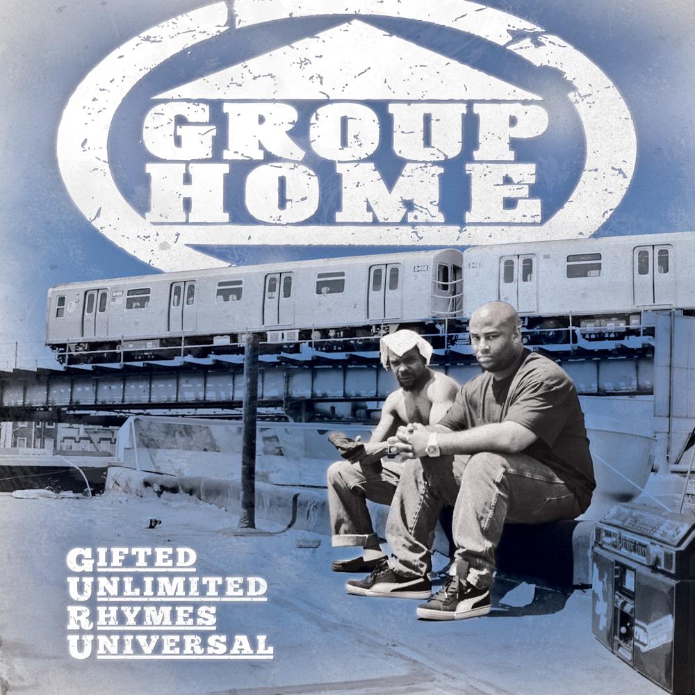 Group Home featuring Jeru The Damaja - G.U.R.U.