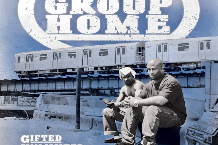 Group Home featuring Jeru The Damaja - G.U.R.U.