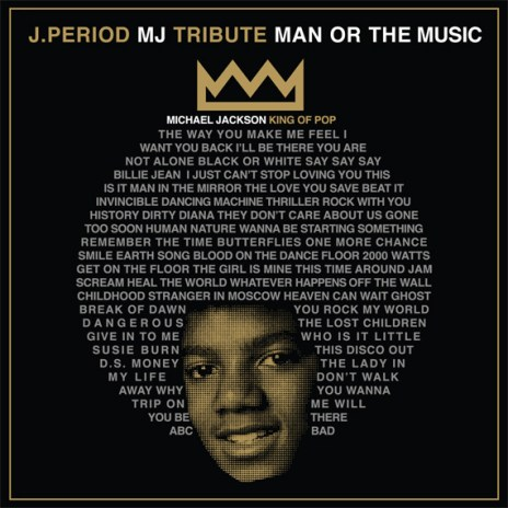 J.Period x Spike Lee x Michael Jackson - Man or the Music (40 Acres Edition)