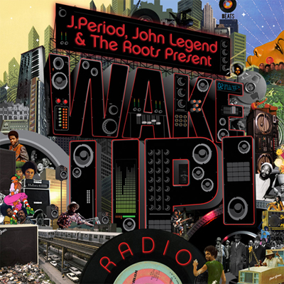 John Legend & The Roots featuring Pete Rock & CL Smooth - Our Generation (J.Period Remix)
