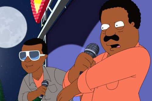 Kenny West featuring Cleveland Brown - Be-Cleve In Yourself