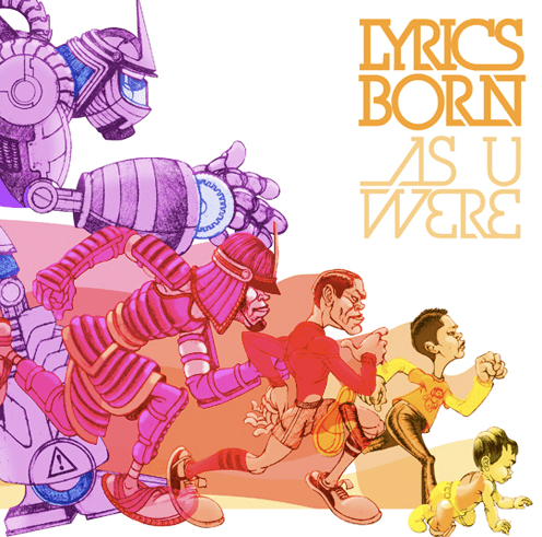 Lyrics Born - Something Better