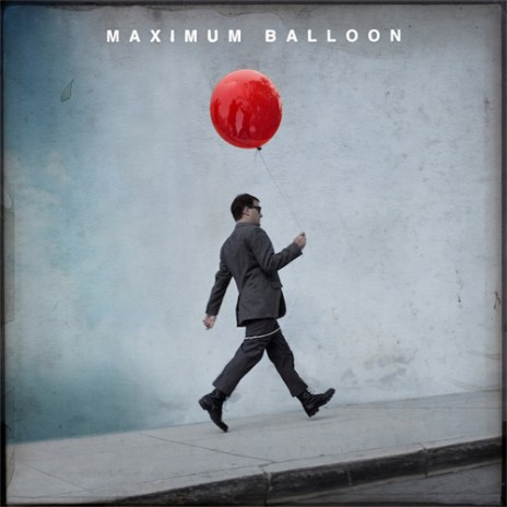 Maximum Balloon featuring Tunde Adebimpe - Absence of Light