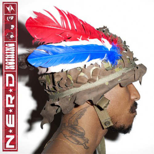 N.E.R.D. - Nothing (Artwork)