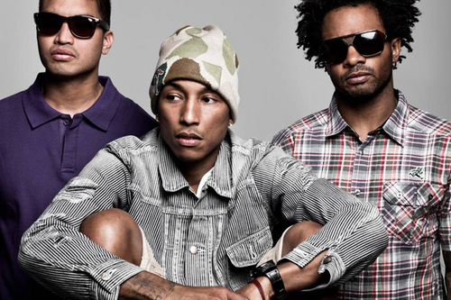 N*E*R*D To Join Tour With Gorillaz This Fall