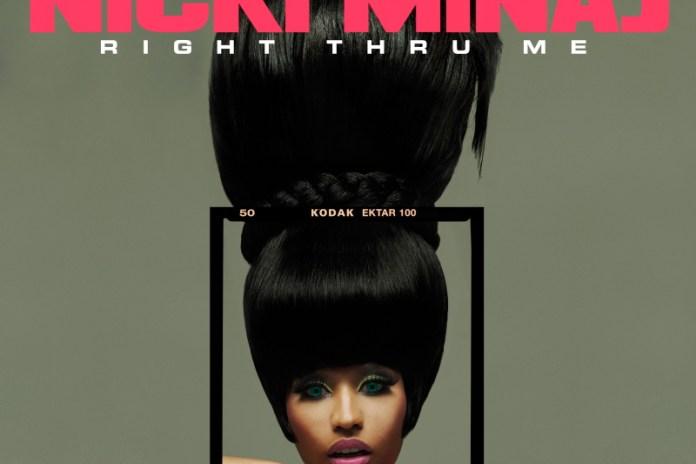 Nicki Minaj – Right Thru Me