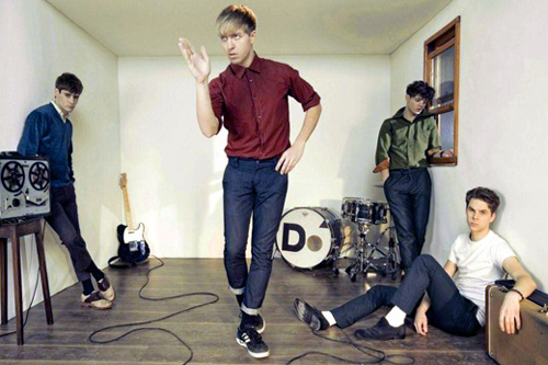 The Drums - When I Come Home