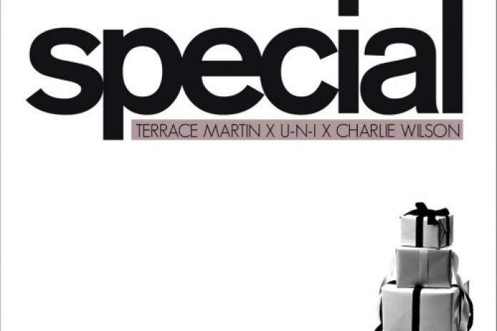 U-N-I featuring Charlie Wilson - Special (Produced by Terrace Martin)