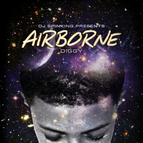 Diggy Simmons & DJ Spinking – AirBorne (Mixtape)