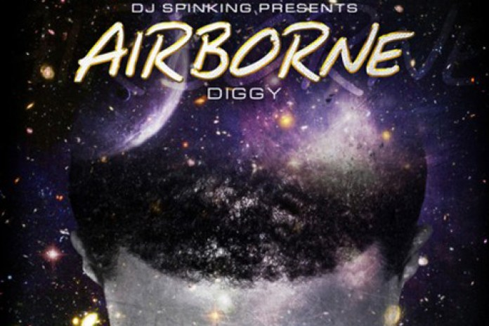 Diggy Simmons & DJ Spinking – AirBorne (Mixtape)
