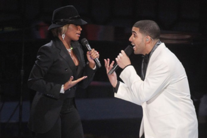 Drake featuring Mary J. Blige & Swizz Beatz - Fancy (Remix)